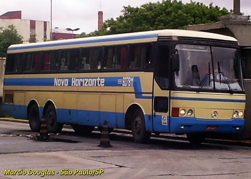 607811 - Viação Novo Horizonte
