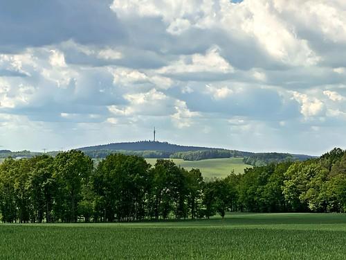 Kuhberg im Vogtland