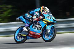 Czech GP. Moto 3