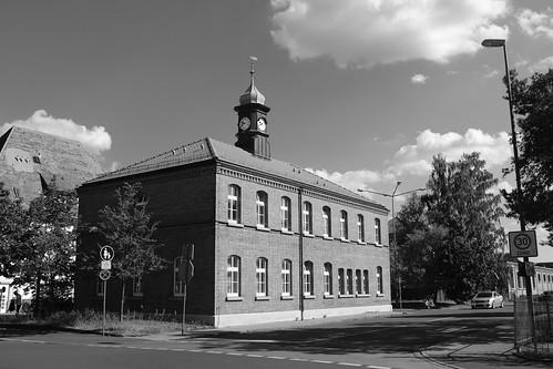 Ehemaliges Wach- und Arrestgebäude