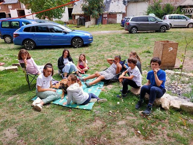 Barbecue chez Sousou 05/07/2020
