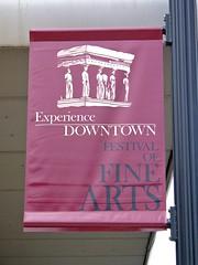 Huntsville Festival of Fine Arts banner [01]