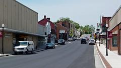 Downtown Waynesboro, facing west [02]