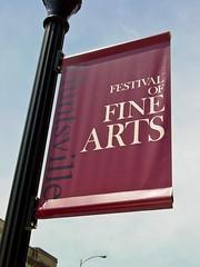 Huntsville Festival of Fine Arts banner [02]