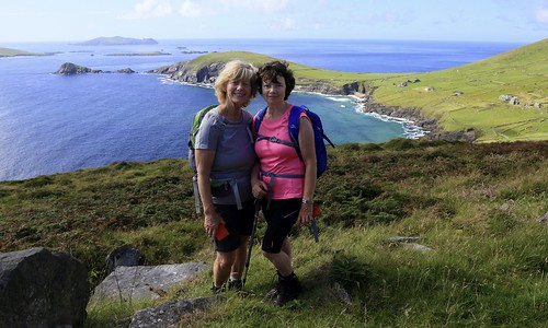 IMG_2677      Dingle Way.  Ventry to Dunquin.  7th August 2020.
