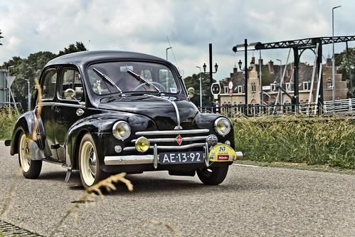 Renault 4CV 1955 (6607)