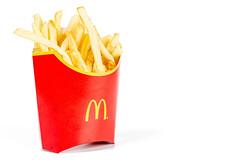 Fried potato snacks from McDonald's