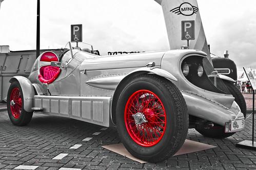 Bentey Speed Eight 1956 (7844)