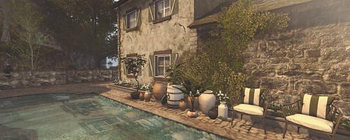Rustic - Pool