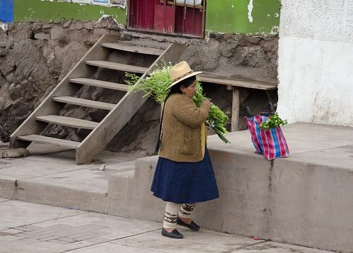 Peru:  Inca Woman