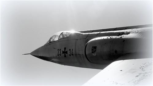 "Lockheed F-104 ""Starfighter"""