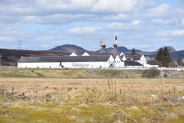 The Dalwhinnie Distillery