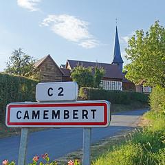 Camenbert, Orne, France