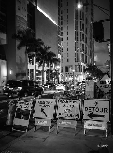 Miami mood - détour