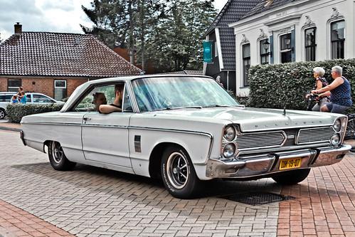 Plymouth Fury III Hardtop 1966 (0610)