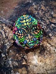 Mother Nature rock art