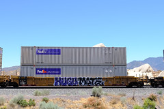 Freight Train Benching Aug. 8th 2020