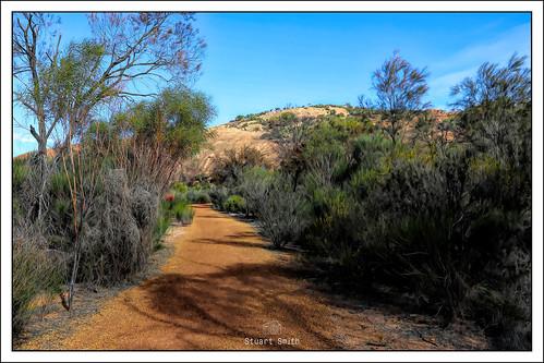 Walk Trail, Kokerbin Rock, Kokerbin Nature Reserve, O'Gradys Road, Kwolyin, Western Australia