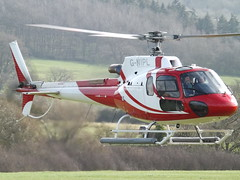 G-NIPL Eurocopter AS-350B-3 Ecureuil Helicopter (Pacific Helicopters Ltd)