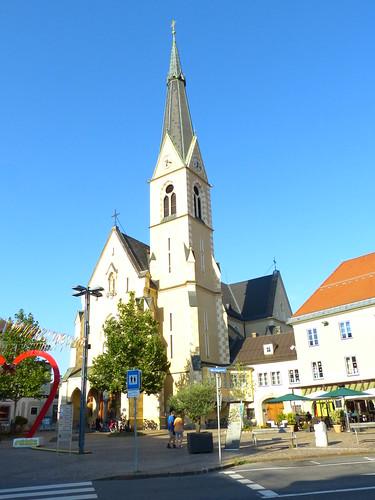 St. Nikolaikirche Villach