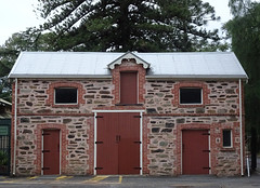 Former Stores or Stables?