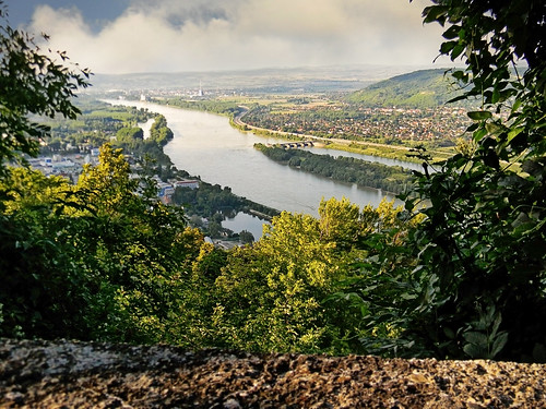 View from Leopoldsberg