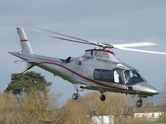 G-LITO AgustaWestland AW109S Grand Helicopter (Castle Air Ltd)