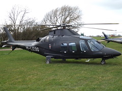 M-LEOG AgustaWestland AW-109SP Grand New Helicopter (Leo Aviation Ltd)