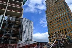 Déconstruction/Construction/Reconstruction. Rotterdam. Pays-Bas