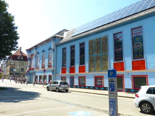 Hundertwasserhaus St.Veith2