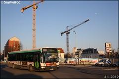 Irisbus Agora Line – RATP (Régie Autonome des Transports Parisiens) / STIF (Syndicat des Transports d'Île-de-France) n°8323