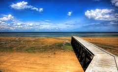 Low tide - Photo of Canchy
