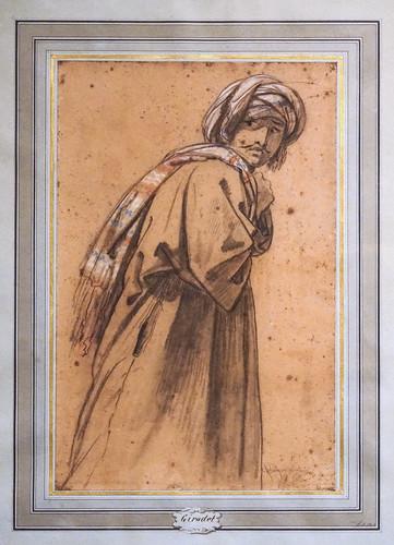 Turc de A.-L. Girodet (Petit Palais, Paris)