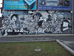Hamilton Graffiti / Street Art