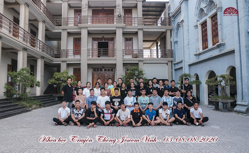 SVCG Vinh: Huan luyen Truyen thong