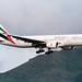 Emirates | Boeing 777-200 | A6-EMD | Hong Kong International