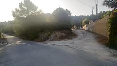 Terreno con camino totalmente asfaltado de 5386 m2 y con dos entradas a la finca. Con posibilidad de luz y agua. Fabulosas vistas. Solicite más información a su inmobiliaria de confianza en Benidorm  www.inmobiliariabenidorm.com