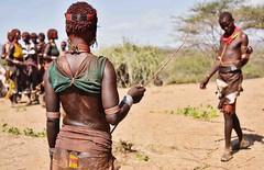 Whip Marks, Hamar Tribe