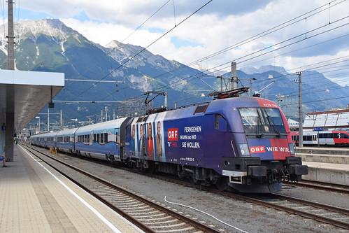 1116 232 Innsbruck Hbf 17.08.18
