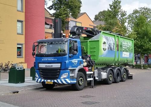 DAF CF in Hilversum