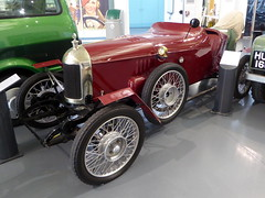 British Motor Museum at Gaydon