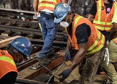 MTA Begins FASTRACK Work on Lexington 4/5/6 Lines