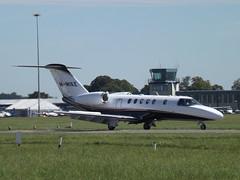 M-MIKE Cessna Citation CJ4 (Aviation By Westminster Ltd)