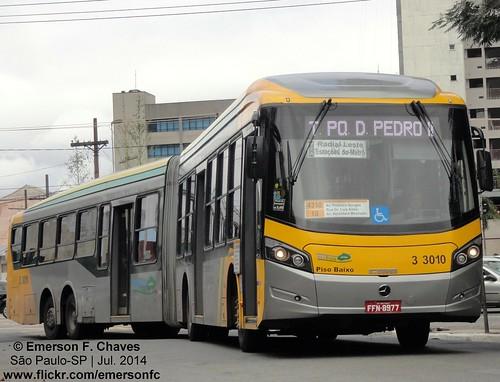 Viação Itaim Paulista - 3 3010
