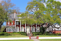 Colonial Style Mansion, Bayshore Blvd., Tampa