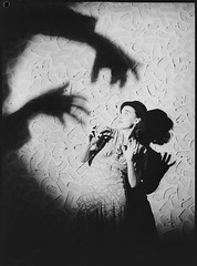 Shadow series, 1938 by PIX photographer Ivan