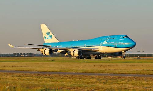 Airport Amsterdam-Schiphol (AMS/EHAM) 07.08.2020