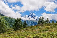Another one of the Matterhorn