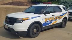 Kent State State University Ford Police Interceptor Utility