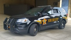 Summit County Sheriff Ford Police Interceptor Utility
